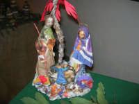Mostra di Presepi presso l'Istituto Comprensivo A. Manzoni - 21 dicembre 2008   - Buseto palizzolo (583 clic)