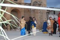 Epifania drammatizzata con quadri viventi a Salemi - durante le prove - 6 gennaio 2009   - Salemi (2739 clic)