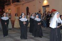2° Corteo Storico di Santa Rita - Rita stigmatizzata - La badessa e alcune consorelle - 17 maggio 2008   - Castellammare del golfo (559 clic)