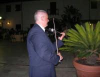 violinista Giovanni Pitò (alcamese)- concerto al Baglio Abbate - 12 settembre 2008  - Balestrate (1953 clic)
