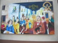 Festa della Madonna di Tagliavia: nei dipinti lungo la strada - 4 maggio 2008  - Vita (2112 clic)
