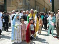 Piazza Ciullo: Lu Patruciniu - 7 maggio 2006  - Alcamo (1469 clic)