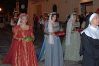 2° Corteo Storico di Santa Rita - Le dame e i cavalieri con i segni della Santa - 17 maggio 2008   - Castellammare del golfo (565 clic)