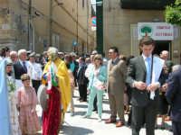 Piazza Ciullo: Lu Patruciniu - 7 maggio 2006   - Alcamo (1744 clic)