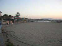 la spiaggia - 1 ottobre 2007  - Cinisi (1879 clic)