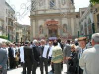 Piazza Ciullo: Lu Patruciniu - 7 maggio 2006   - Alcamo (1372 clic)