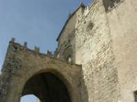 Duomo (sec. XIV) - particolare - 1 maggio 2008   - Erice (735 clic)