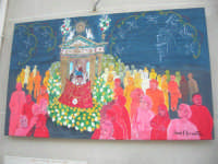Festa della Madonna di Tagliavia: nei dipinti lungo la strada - 4 maggio 2008  - Vita (1927 clic)
