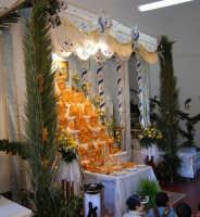 Altare di San Giuseppe - Direzione Didattica 1° Circolo Ciullo - 15 marzo 2008   - Alcamo (1665 clic)