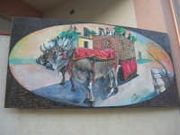 Festa della Madonna di Tagliavia: nei dipinti lungo la strada - 4 maggio 2008  - Vita (1673 clic)
