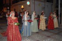 2° Corteo Storico di Santa Rita - Le dame e i cavalieri con i segni della Santa - 17 maggio 2008   - Castellammare del golfo (548 clic)
