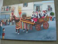 Festa della Madonna di Tagliavia: nei dipinti lungo la strada - 4 maggio 2008  - Vita (2005 clic)