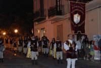 2° Corteo Storico di Santa Rita - Associazione Sbandieratori Città di Caccamo - 17 maggio 2008   - Castellammare del golfo (537 clic)