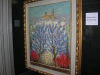 stazione ferroviaria - visita a IL TRENO DELL'ARTE -  Museo per un Giorno - Michele Cascella - Ricordo messicano - (34) - 13 ottobre 2007  - Trapani (1333 clic)