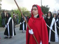 Processione della Via Crucis con gruppi statuari viventi - 5 aprile 2009   - Buseto palizzolo (1486 clic)
