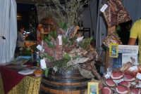 Cous Cous Fest 2007 - Expo Village - itinerario alla scoperta dell'artigianato, del turismo, dell'agroalimentare siciliano e dei Paesi del Mediterraneo: salumi di Camporeale (PA) - 28 settembre 2007    - San vito lo capo (750 clic)