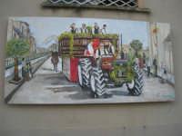 Festa della Madonna di Tagliavia: nei dipinti lungo la strada - 4 maggio 2008  - Vita (2233 clic)
