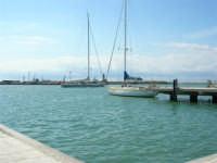 America's Cup - Vista sul porto - 2 ottobre 2005  - Trapani (1985 clic)