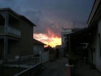 al tramonto - 10 febbraio 2008  - Alcamo (715 clic)