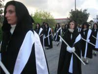 Processione della Via Crucis con gruppi statuari viventi - 5 aprile 2009   - Buseto palizzolo (1519 clic)