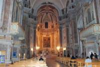 Chiesa di Sant'Oliva, interno - 15 marzo 2008  - Alcamo (6276 clic)