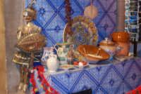 Cous Cous Fest 2007 - Expo Village - itinerario alla scoperta dell'artigianato, del turismo, dell'agroalimentare siciliano e dei Paesi del Mediterraneo - 28 settembre 2007     - San vito lo capo (898 clic)