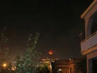 Incendio sul Monte Bonifato (13) - 24 agosto 2007   - Alcamo (891 clic)