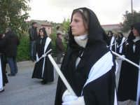 Processione della Via Crucis con gruppi statuari viventi - 5 aprile 2009   - Buseto palizzolo (1750 clic)