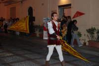 2° Corteo Storico di Santa Rita - Associazione Sbandieratori Città di Caccamo - 17 maggio 2008   - Castellammare del golfo (518 clic)