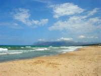 c/da Canalotto: panorama del Golfo di Castellammare, lato est - 4 agosto 2006  - Alcamo marina (1137 clic)