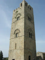 Torre Campanaria (sec. XIII)- 1 maggio 2008     - Erice (874 clic)