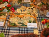 Cene di San Giuseppe - mostra manufatti - 15 marzo 2009   - Salemi (2205 clic)