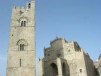 Duomo (sec. XIV) e Torre Campanaria (sec. XIII)- 1 maggio 2008      - Erice (787 clic)