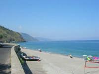 la baia di Capo Calavà - 23 luglio 2006  - Gioiosa marea (1371 clic)