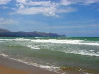 c/da Canalotto: panorama del Golfo di Castellammare, lato ovest - 4 agosto 2006   - Alcamo marina (1381 clic)