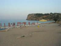 Baia di Guidaloca a sera - 16 settembre 2007  - Castellammare del golfo (575 clic)