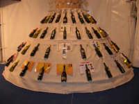 Cous Cous Fest 2007 - Expo Village - itinerario alla scoperta dell'artigianato, del turismo, dell'agroalimentare siciliano e dei Paesi del Mediterraneo - il vino - 28 settembre 2007   - San vito lo capo (773 clic)