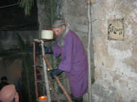 Presepe Vivente - 26 dicembre 2005  - Calatafimi segesta (1254 clic)