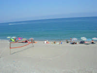 la baia di Capo Calavà - 23 luglio 2006  - Gioiosa marea (2449 clic)