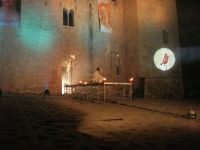 Festeggiamenti Maria SS. dei Miracoli - La Festa del Paradiso - L'Assalto al Castello - Piazza Castello - 20 giugno 2008   - Alcamo (549 clic)