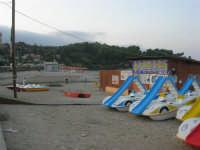 Baia di Guidaloca a sera - 16 settembre 2007  - Castellammare del golfo (671 clic)