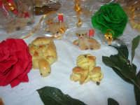 Pani di San Giuseppe ed agnelli pasquali - Progetto PON per la Pasqua - I.C. Pascoli - 3 aprile 2009   - Castellammare del golfo (1459 clic)