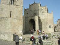 Duomo (sec. XIV) e Torre Campanaria (sec. XIII)- 1 maggio 2008      - Erice (909 clic)