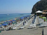 la baia di Capo Calavà - 23 luglio 2006  - Gioiosa marea (1295 clic)