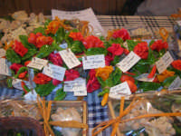Cene di San Giuseppe - mostra manufatti - 15 marzo 2009   - Salemi (2293 clic)