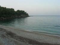 Baia di Guidaloca a sera - 16 settembre 2007  - Castellammare del golfo (561 clic)