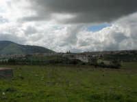 Panorama dalla periferia lato nord - 25 febbraio 2006   - Alcamo (1189 clic)