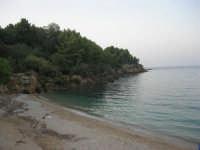 Baia di Guidaloca a sera - 16 settembre 2007  - Castellammare del golfo (593 clic)