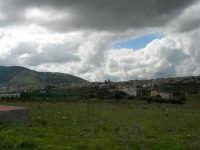 Panorama dalla periferia lato nord - 25 febbraio 2006   - Alcamo (1161 clic)