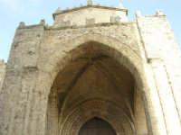 Duomo (sec. XIV) - particolare - 1 maggio 2008      - Erice (835 clic)